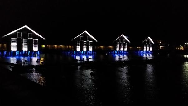 hamnen i hudiksvall kvall - beskärd