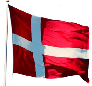 danska flagga